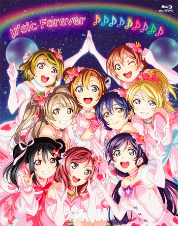 Crunchyroll - Feel The Nostalgia With 45 Minutes Of μ's Final