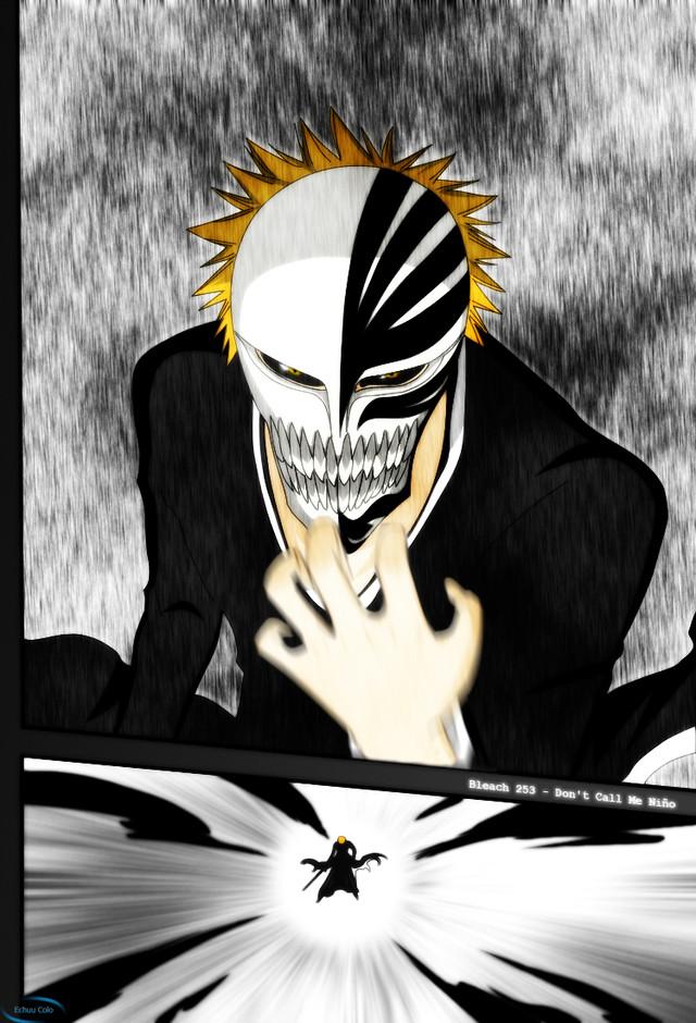 Crunchyroll demon world group info - Ichigo vizard mask ...