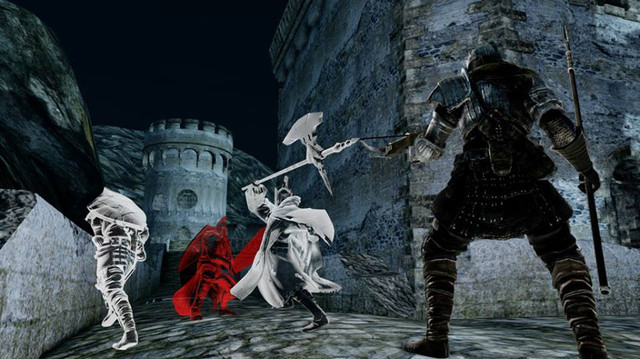 """A Familiar Darkness Hands On With Dark Souls 2: FEATURE: """"Dark Souls II"""" Interview And Hands"""