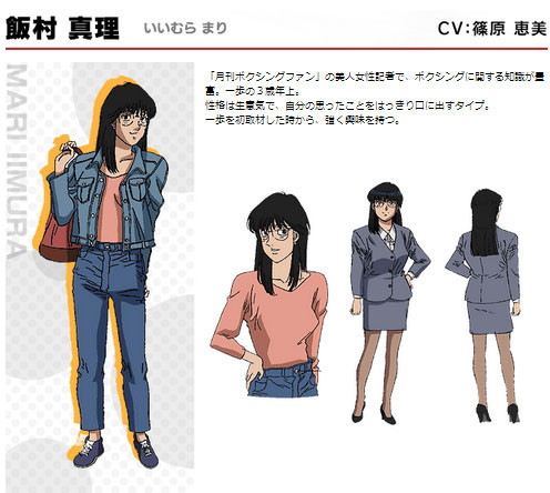 Crunchyroll Hajime No Ippo Rising Anime Cast And Scheduling