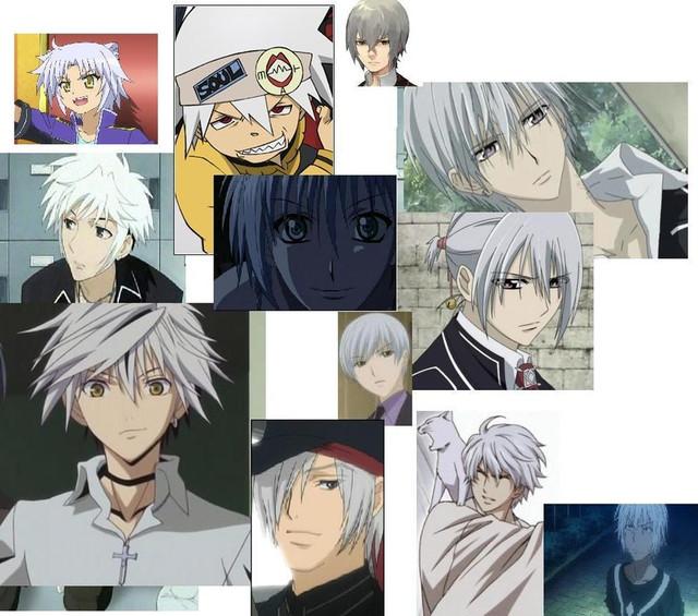 Anime Characters Look White : Crunchyroll forum anime characters that look alike