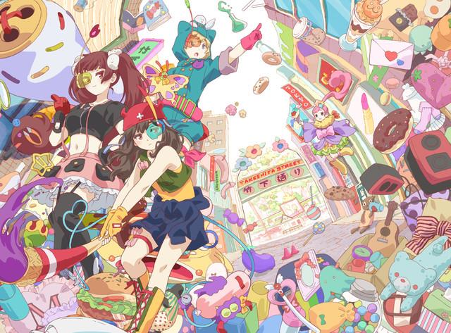 "Anime Characters Born On May 6 : Crunchyroll the female creators of ""urahara anime"