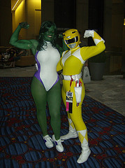 Women Power Ranger Costume