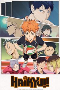 HAIKYU!! 2nd Season is a featured show.