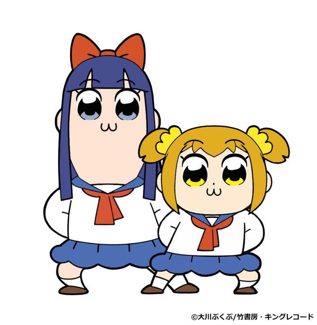 Crunchyroll - El anime Pop Team Epic muestra una nueva imagen ...