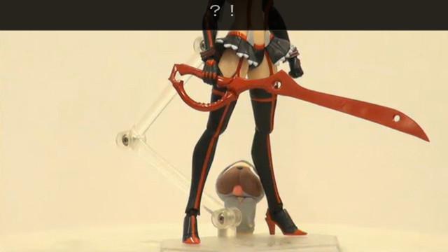 ryuko figma kill la kill