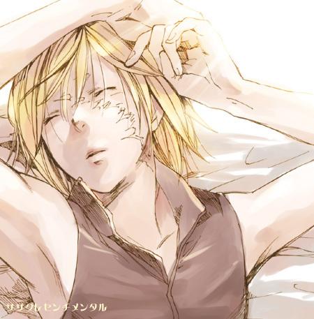 Crunchyroll Forum Who S Ur Fave Blonde Anime Boy Man