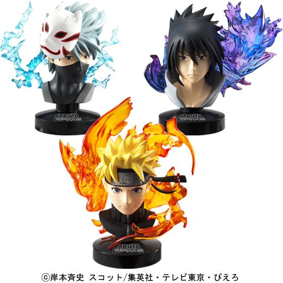 "Anime News New Naruto Anime Movie Featuring Naruto S: Bandai Announces ""Naruto Mask Collection"