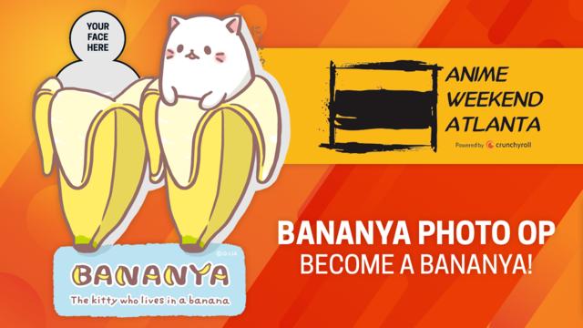 crunchyroll awa 2017 go bananyas at the crunchyroll booth