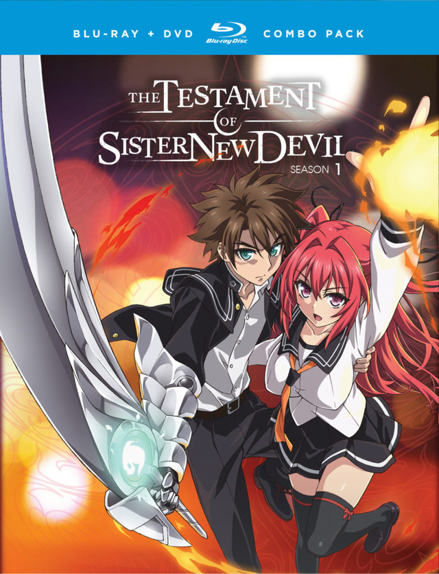 The Testament Of Sisters New Devil