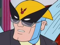 Harvey Birdman Attorney at La