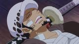 One Piece: Dressrosa cont. (700-current) Episode 737