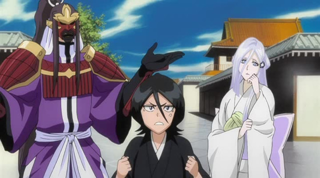 Bleach anime season 1 episode 1 - Wide open throttle episode 1