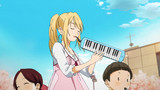 Your lie in April (Dub) Episode 1