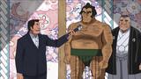 Rowdy Sumo Wrestler Matsutaro Episode 12