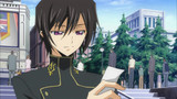 Code Geass: Lelouch of the Rebellion Episode 1