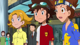 Digimon Xros Wars - The Young Hunters Who Leapt Through Time Episode 64