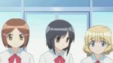 Moritasan wa Mukuchi Episode 5