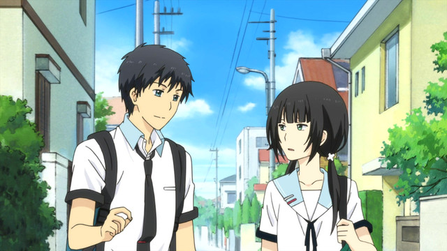 [Streaming] ReLIFE 12 VOstFR OUT !