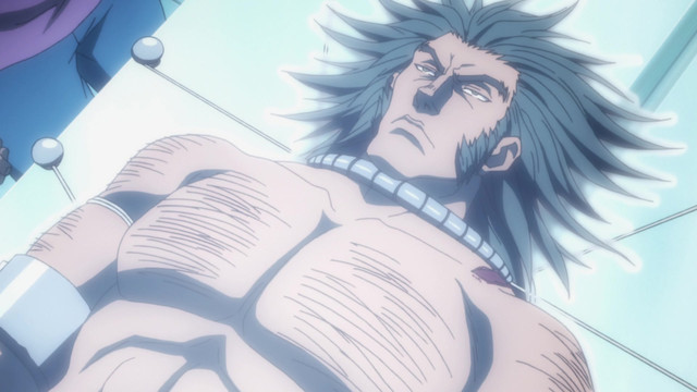 hunter x hunter 2011 ep 45 vostfr sur genzai streaming passionjapan. Black Bedroom Furniture Sets. Home Design Ideas