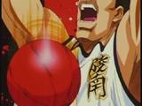Rebound King hanamichi Sakuragi's Distress! image