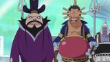 One Piece: Fishman Island (517-574) Episode 547