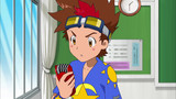 Digimon Xros Wars - The Young Hunters Who Leapt Through Time Episode 58