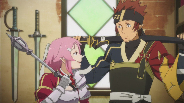 Sword Art Online II Episode 14.5 Subtitle Indonesia