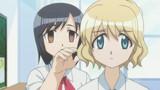 Moritasan wa Mukuchi Episode 3