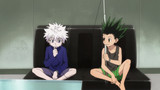 Hunter x Hunter Episode 12