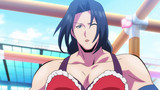Keijo!!!!!!!! Episode 9