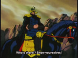 Juza of the Clouds Resurrects! I Have No Fear for Raoh!! image