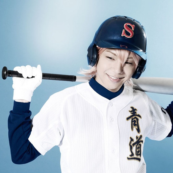 "Top 10 Ace Of Diamond Character: More Cast Visuals For ""Ace Of Diamond"" Stage"