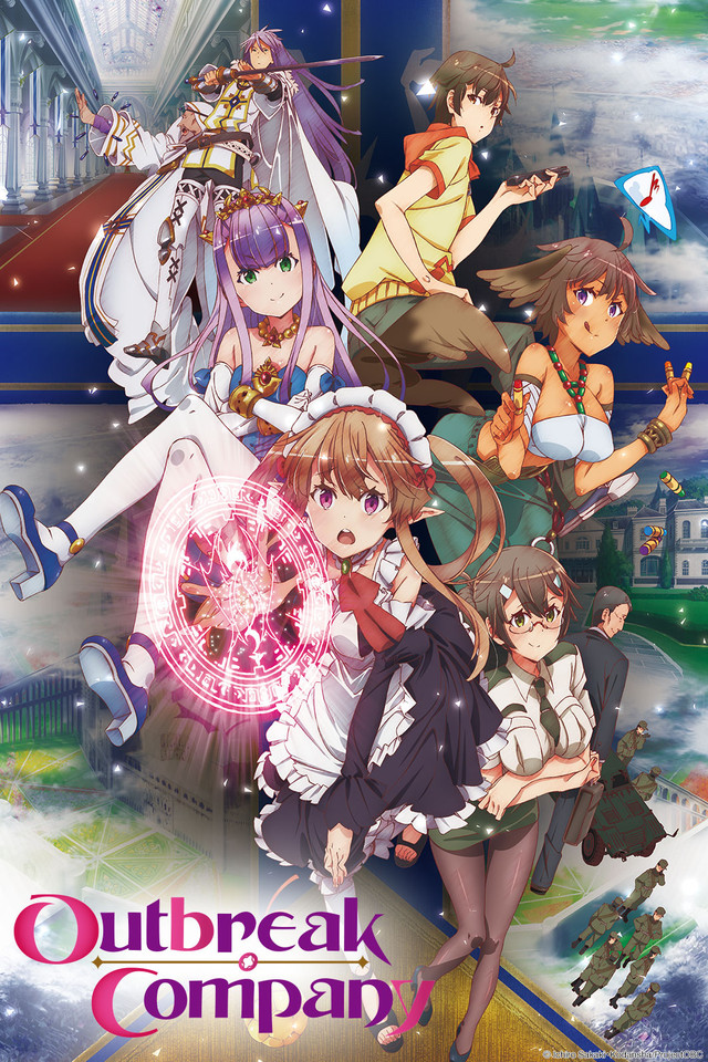 Outbreak Company [bd]