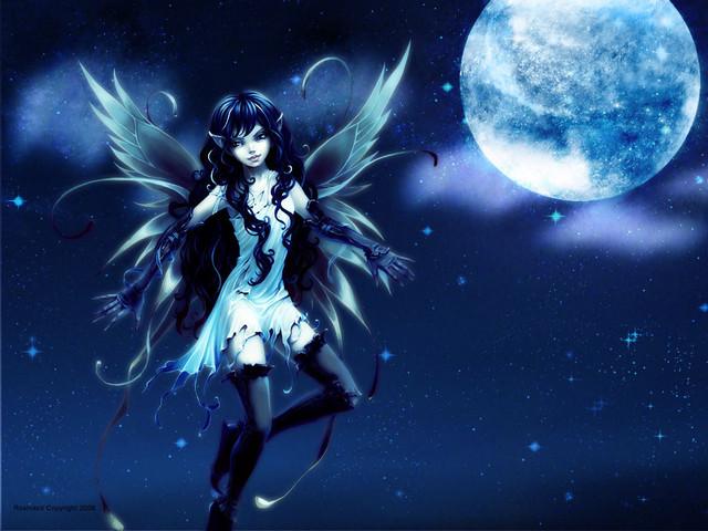 fairies love fairys mermaids