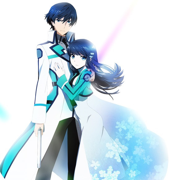 The Anime Key Visual