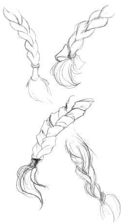 Swell Crunchyroll Groups Anime Fanart Hairstyles For Men Maxibearus
