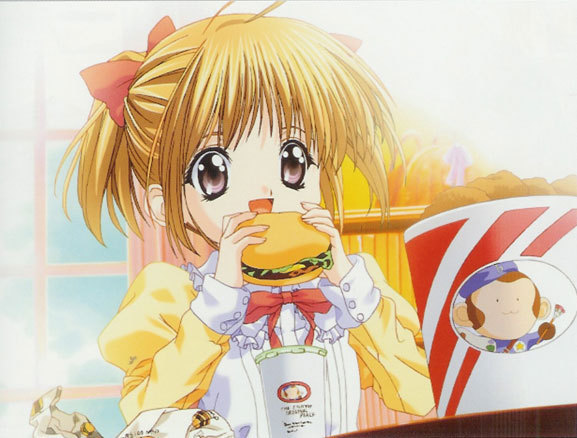 Anime Characters Eating : Anime character eating quotes