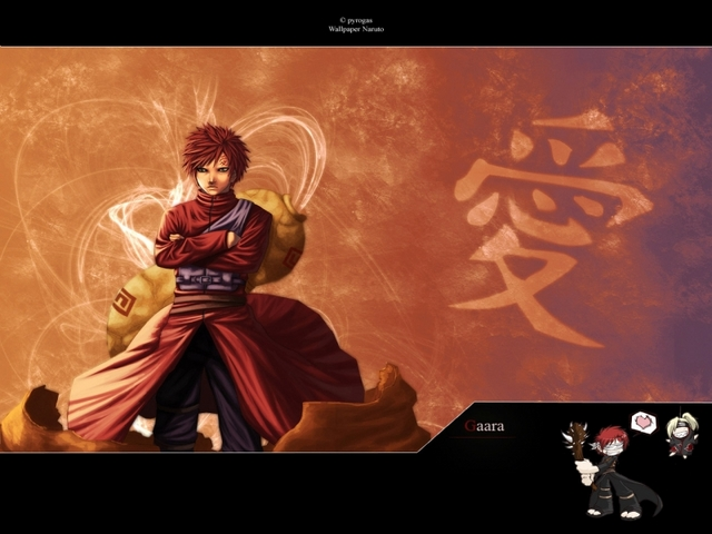 Gaara Full Name