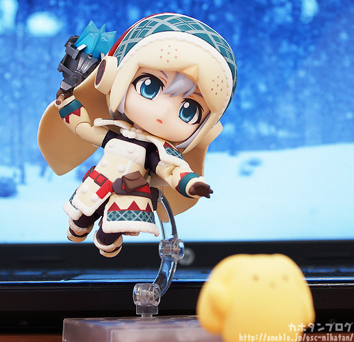 monster hunter nendoroid