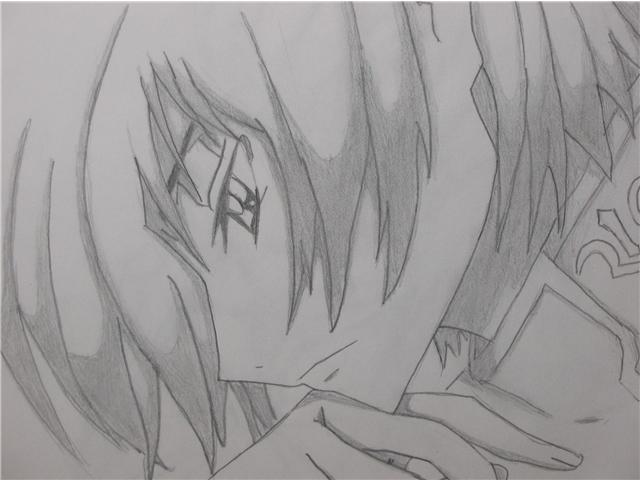 Anime Eyes Sideways Anime Eyes Sideways