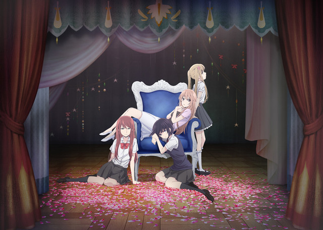 Kuzu no Honkai - подробности о новой романтике от создателей Danganronpa и Ansatsu Kyoushitsu