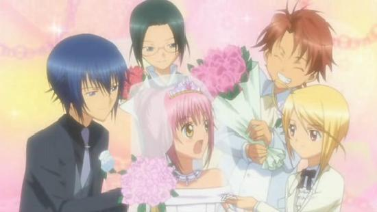 Crunchyroll library game the shugo chara vending for Wedding dress up games for girls and boys