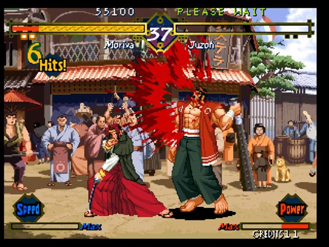 Classic SNK Fighter