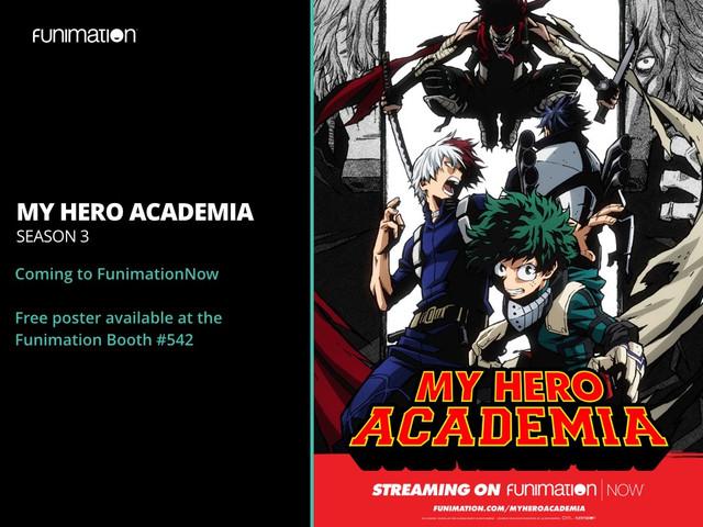 My Hero Academia' Season 3 Release Date: 'Boku No Hero Academia
