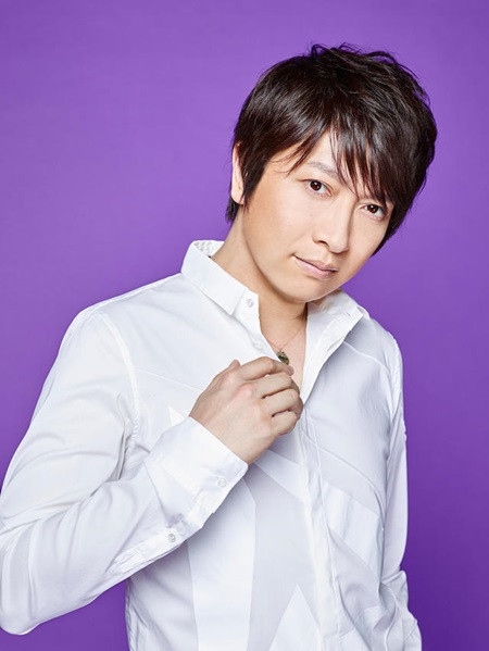 Crunchyroll - Voice Actor Daisuke Ono Needs Your Smile for ...