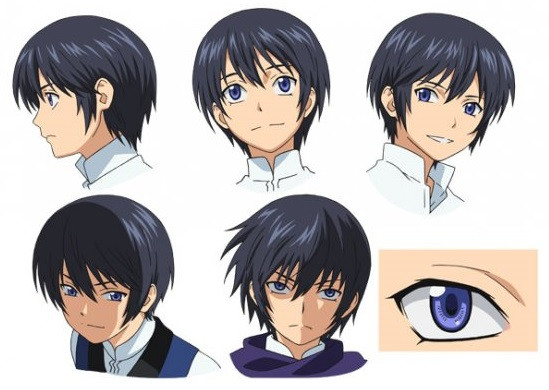 Crunchyroll Staff And Character Designs For Quot Soredemo