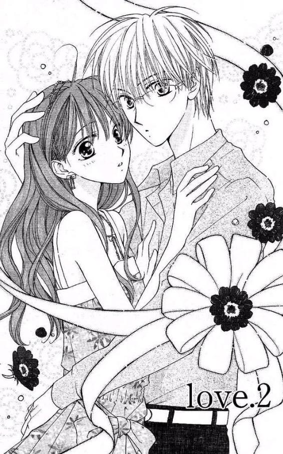 Fotos de dibujos manga de amor  Imagui