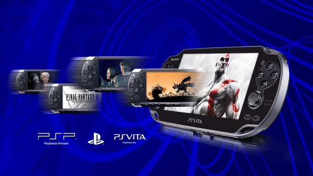 PSP to Vita Transfer