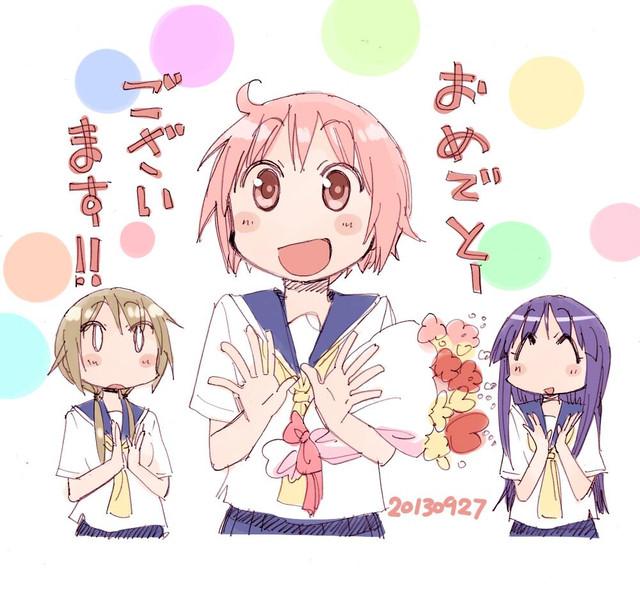 yuyushiki 111